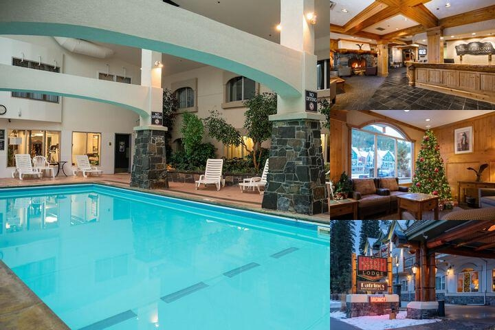 The Rundlestone Lodge photo collage