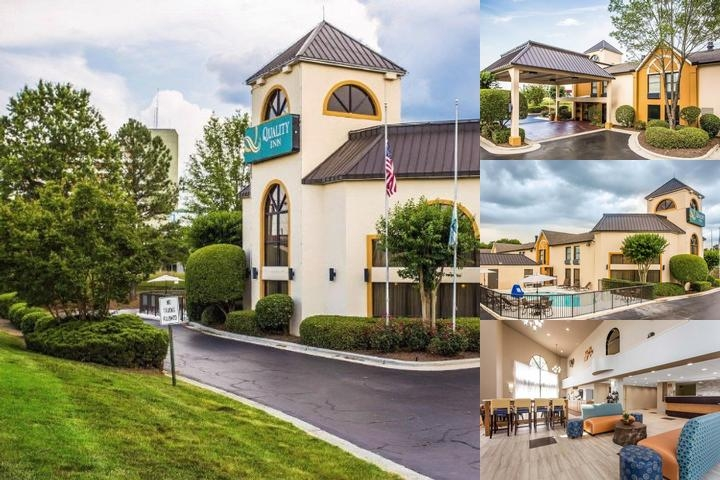 Quality Inn Fort Mill at Carowinds photo collage