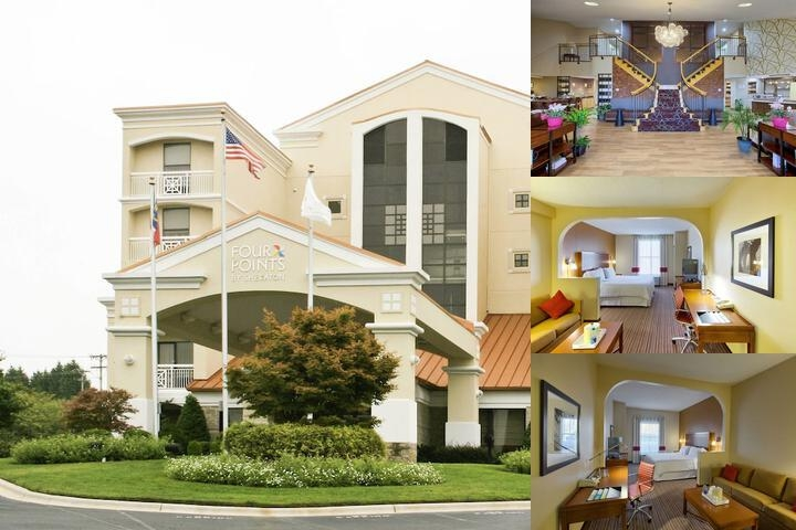Four Points by Sheraton Charlotte Pineville photo collage