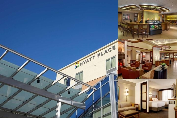 Hyatt Place Germantown photo collage