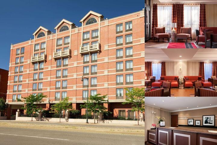 Hampton Inn Boston / Cambridge photo collage