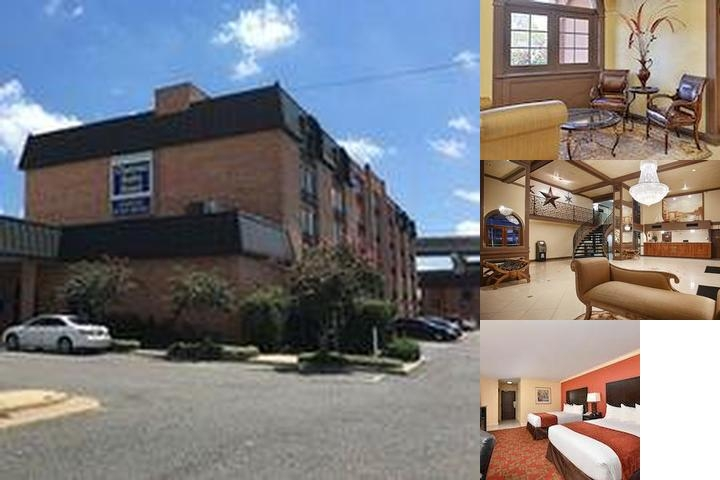 Baymont Inn & Suites Shreveport photo collage