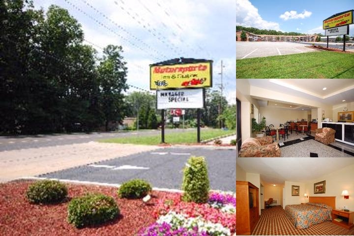 Motorsports Inn & Suites photo collage