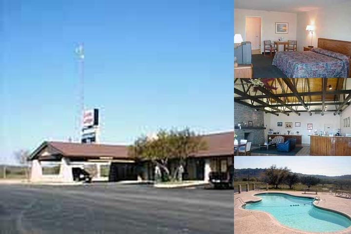 Econo Lodge Segovia photo collage