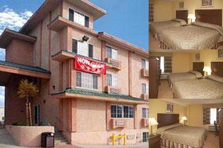 Comfort Inn Monterey Park photo collage