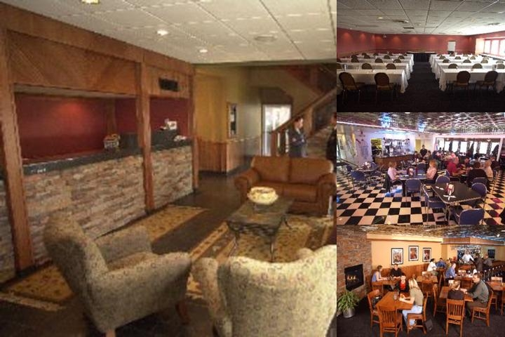 Valley West Inn photo collage