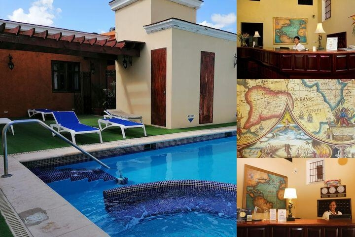 Boutique Hotel Palacio photo collage