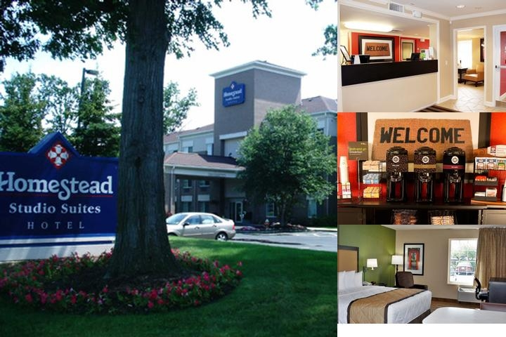 Extended Stay America Great Northern Mall photo collage