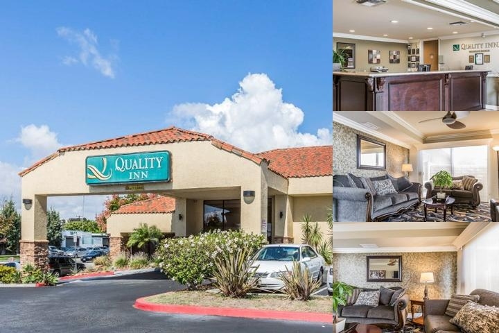 Quality Inn Near Long Beach Airport Exterior