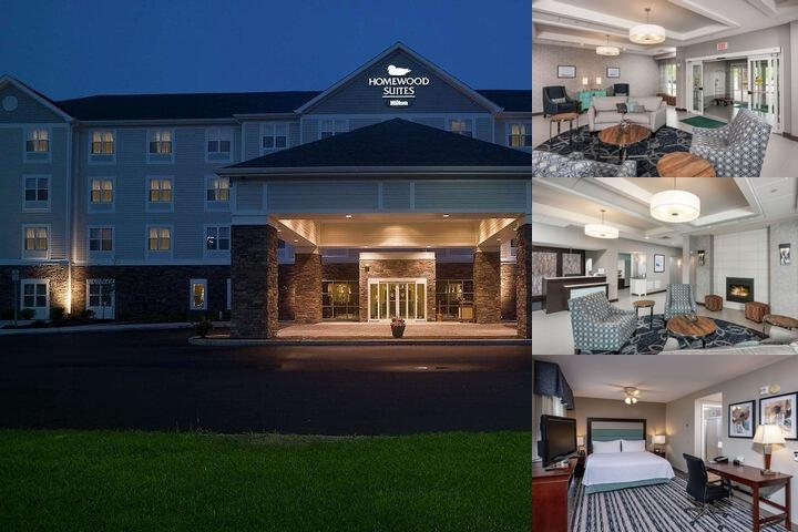 Homewood Suites by Hilton Portland Me photo collage