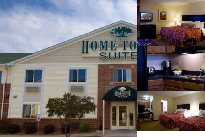 Home Towne Suites Tuscaloosa photo collage