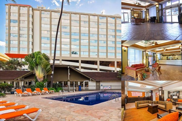 Best Western The Plaza Hotel Photo Collage