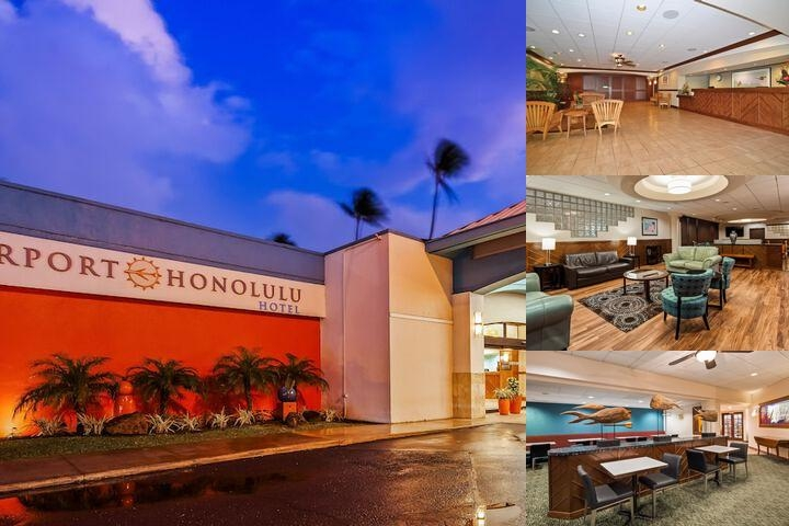 Ohana Honolulu Airport Hotel photo collage