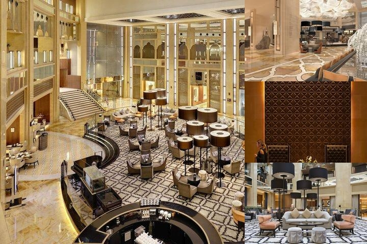 The H Dubai photo collage