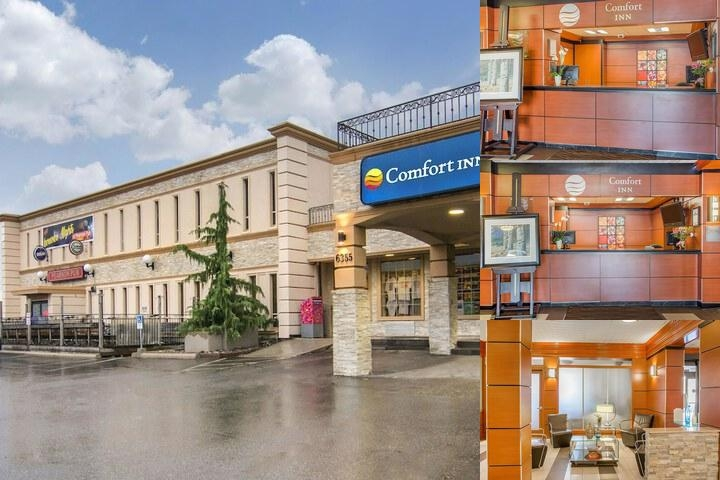 Comfort Inn Toronto Airport photo collage