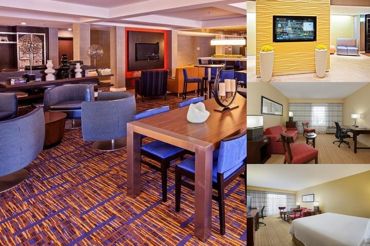 Courtyard by Marriott Chicago Midway Airport photo collage