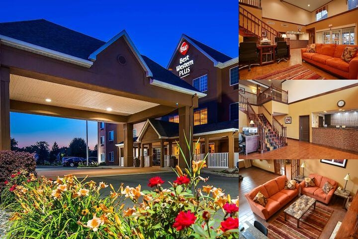 Best Western Plus Fort Wayne Inn & Suites North photo collage