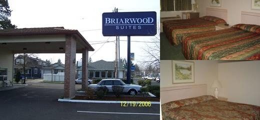 Briarwood Suites photo collage