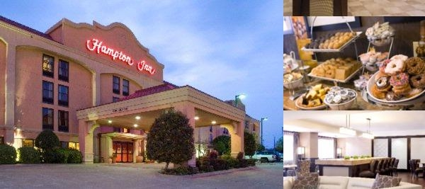 Hampton Inn Waco North photo collage