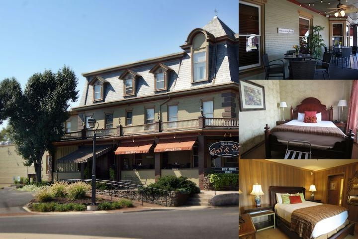 Altland House Inn & Suites photo collage