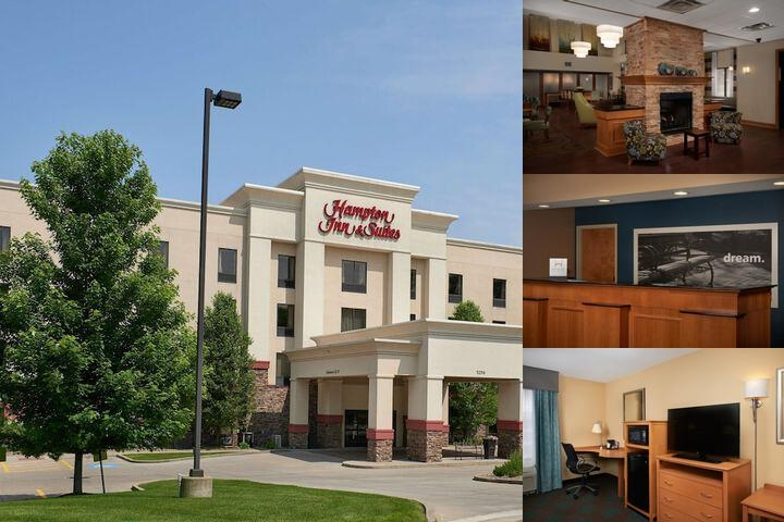 Hampton Inn & Suites Canton photo collage