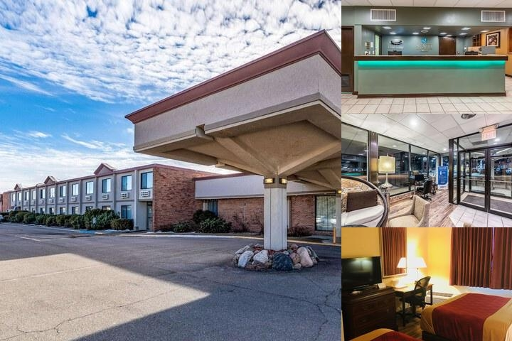 Americas Best Value Inn Full Service photo collage