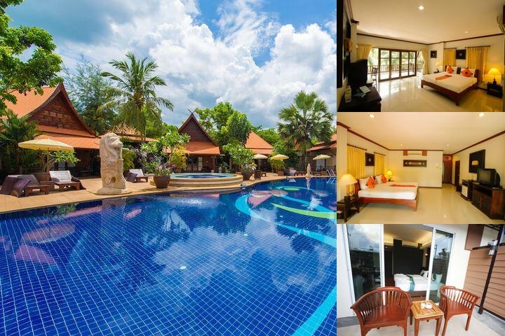 Baan Grood Arcadia Resort & Spa photo collage