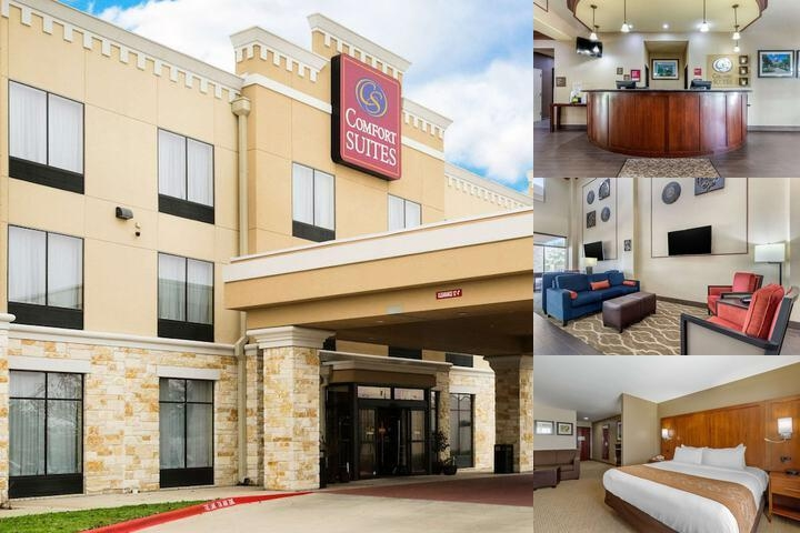Comfort Suites Austin Pflugerville photo collage