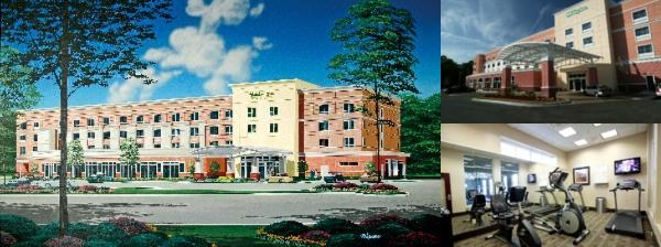 Holiday Inn Beaufort photo collage