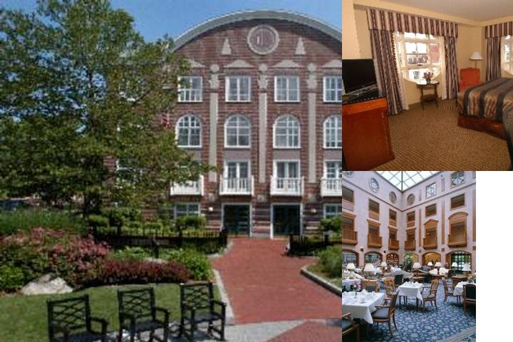 The Inn at Harvard photo collage