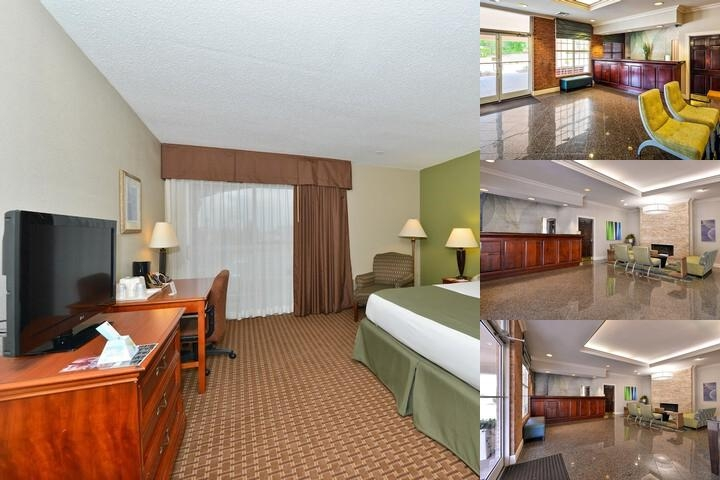 Best Western Raleigh North Downtown photo collage