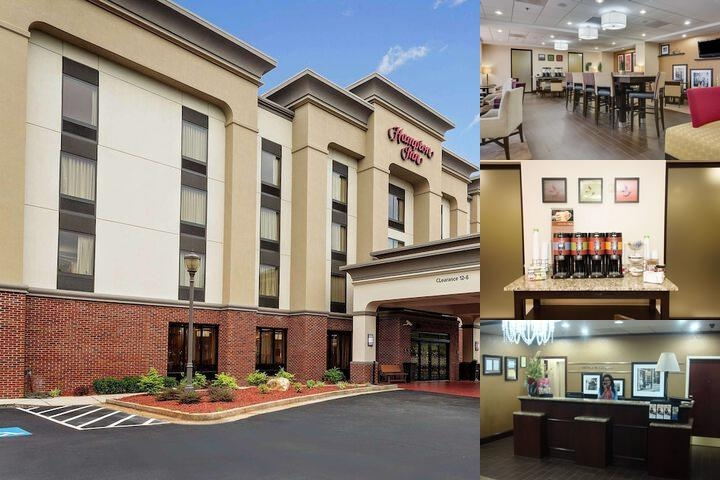 Hampton Inn Atlanta / Fairburn photo collage