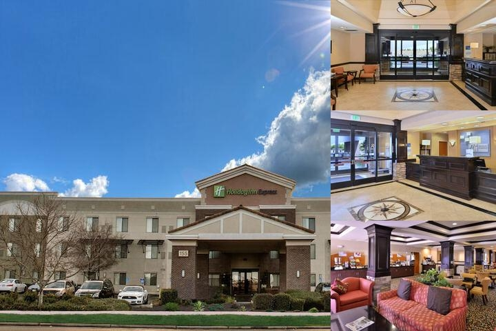 Holiday Inn Express Hotel & Suites Lincoln, an IHG Hotel photo collage