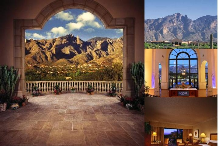 Westin La Paloma Resort photo collage
