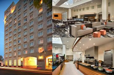 Embassy Suites Boston at Logan Airport photo collage