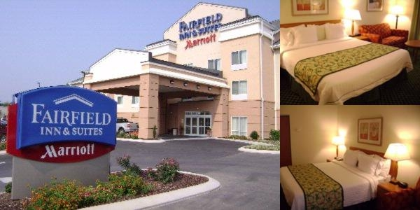 Fairfield Inn & Suites Chattanooga South / Eastrid photo collage