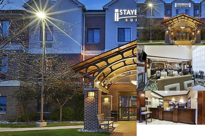 Staybridge Suites Okemos photo collage