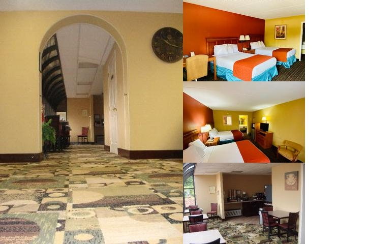 Days Inn Harriman photo collage