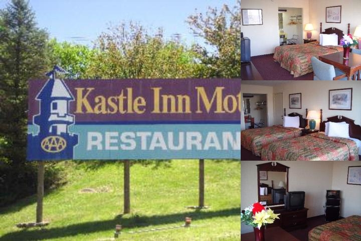 Kastle Inn Motel photo collage