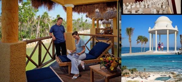 Grand Palladium Riviera Maya Resort & Spa photo collage