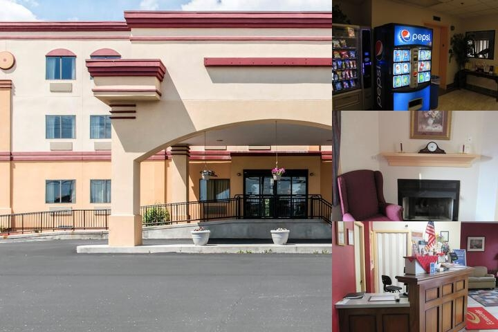 Econo Lodge Carlisle photo collage