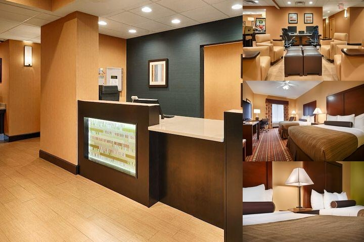 Best Western Plus Gadsden Hotel & Suites photo collage