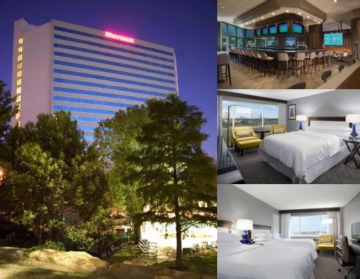 Sheraton Arlington Hotel photo collage