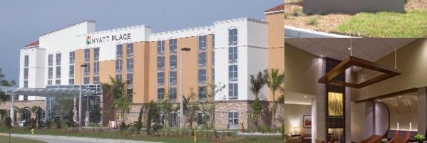 Hyatt Place Fort Myers at the Forum photo collage