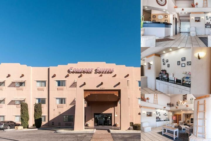 Comfort Suites Las Cruces photo collage
