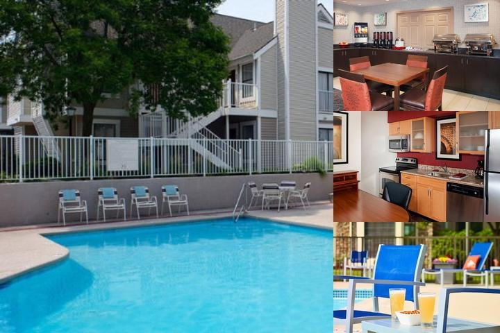 Residence Inn Cincinnati / North photo collage