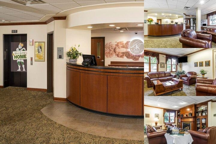 Kress Inn & Bemis Conference Center photo collage