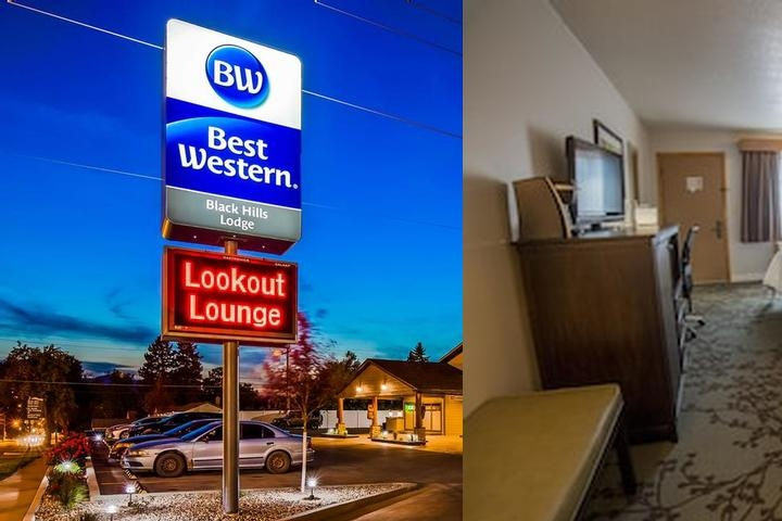 Best Western Black Hills Lodge photo collage