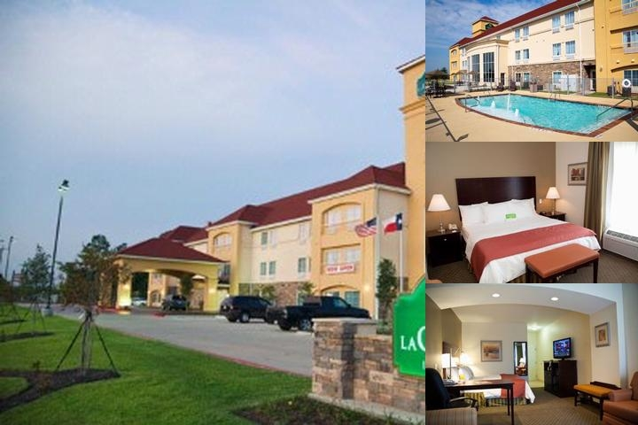 La Quinta Inn & Suites Bridge City photo collage