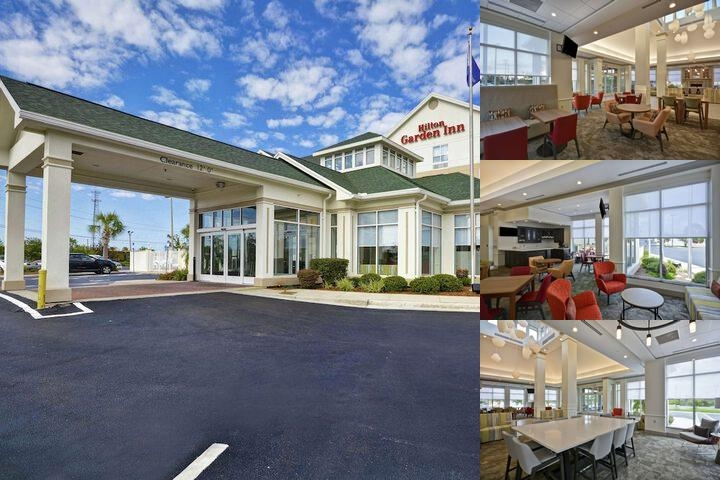 Hilton Garden Inn Panama City photo collage